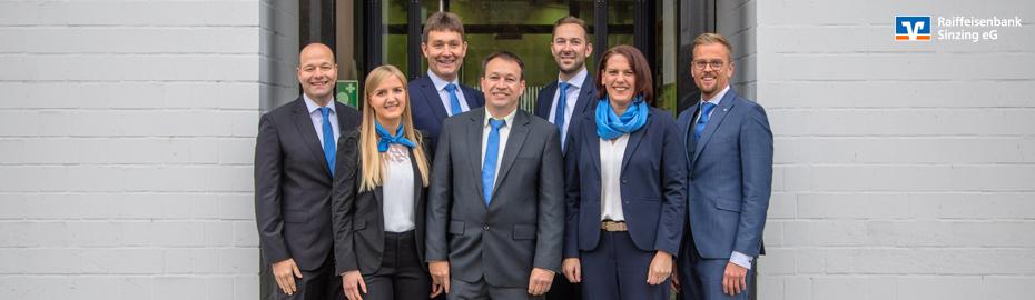 Ihre Ansprechpartner der Geschäftsstelle Sinzing und Eilsbrunn